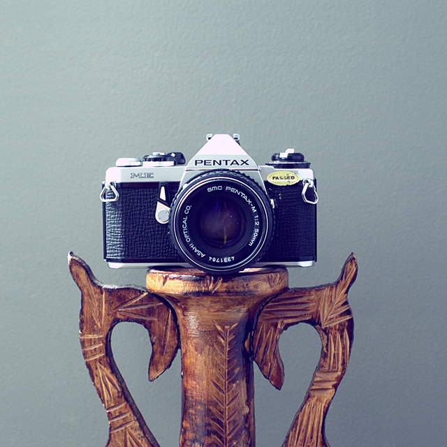 One Year, Twelve Cameras – Olympus ME (December)