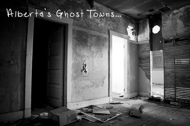 Alberta's Ghost Towns