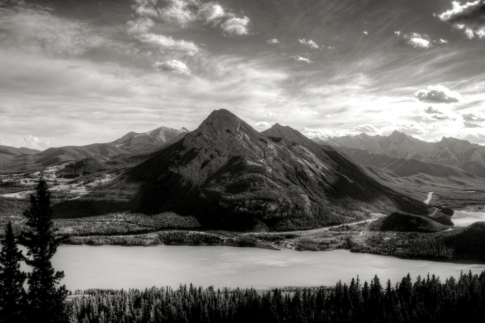 Classic Rocky Mountains - 2819w
