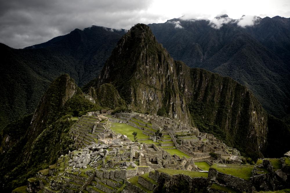 Machu Picchu - 2433w
