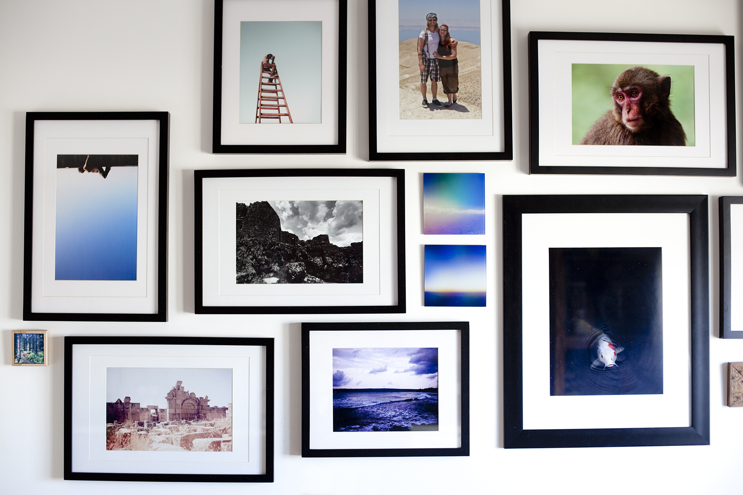 Logee Photography - Gallery Wall