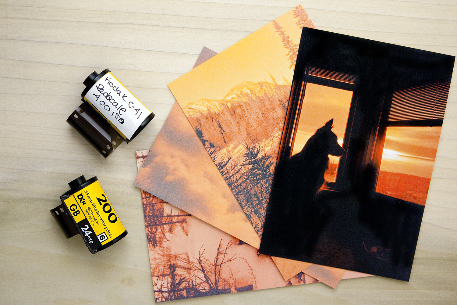 How to Make and Use Redscale Film
