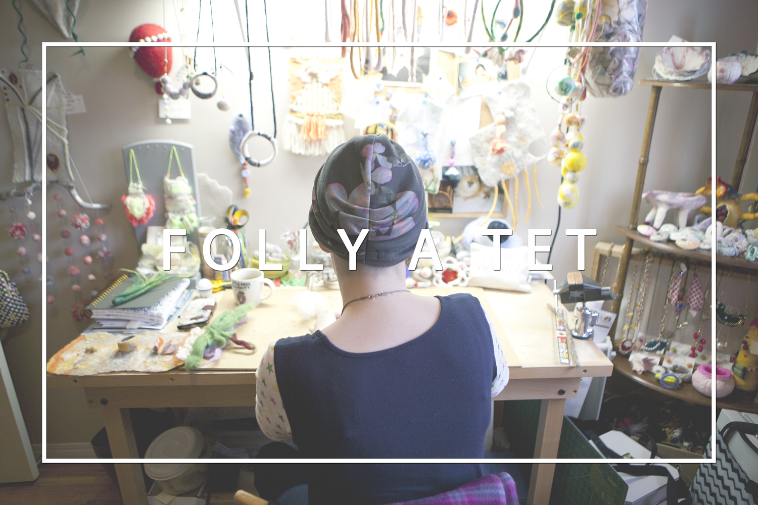 Makers in the Raw: Folly a Tet