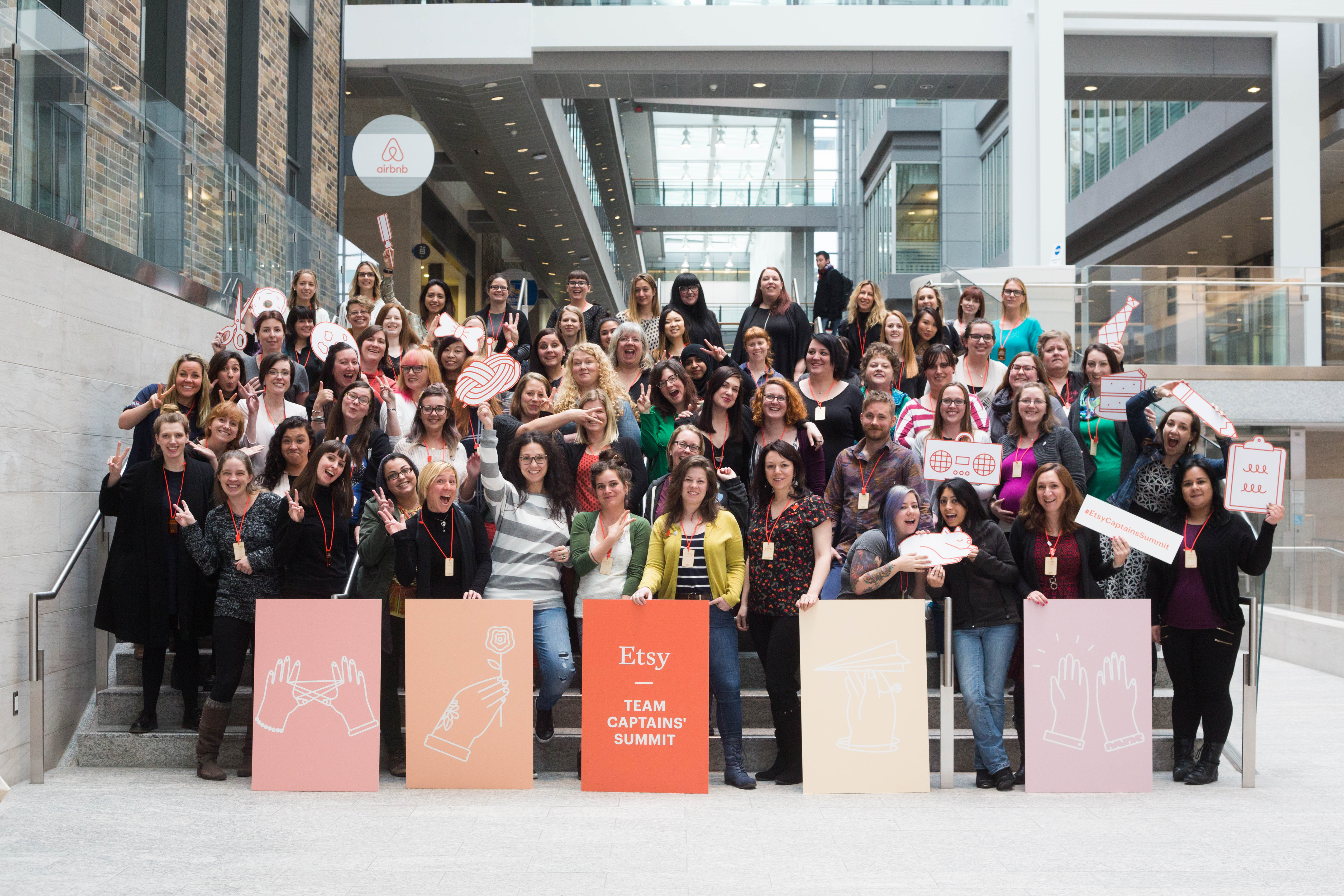 Etsy Captains' Summit 2016