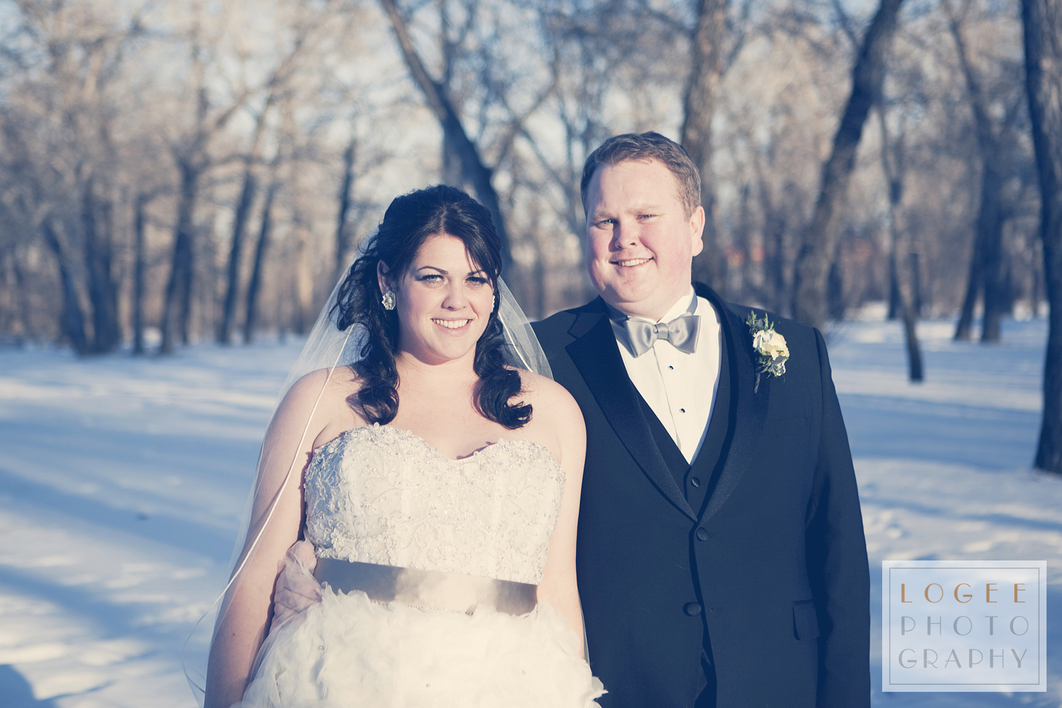 McIntosh-Burns Wedding - 6855Cw