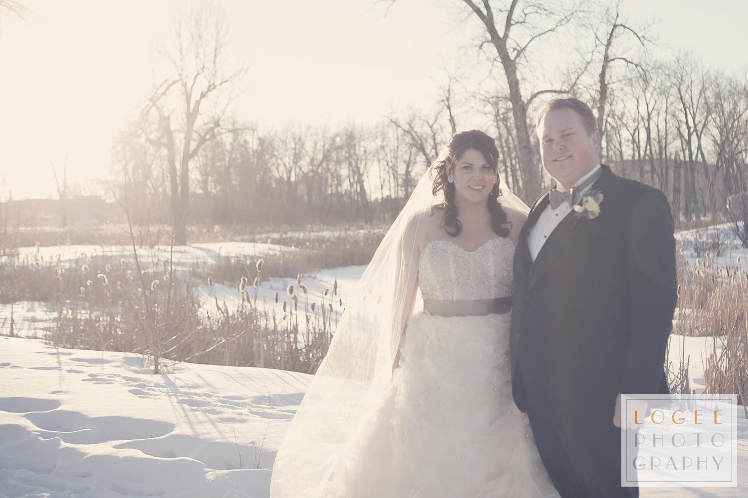 McIntosh-Burns Wedding - 6949Cw