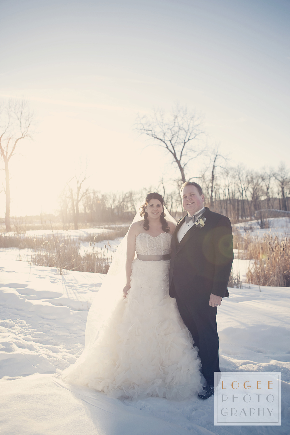 McIntosh-Burns Wedding - 6958Cw