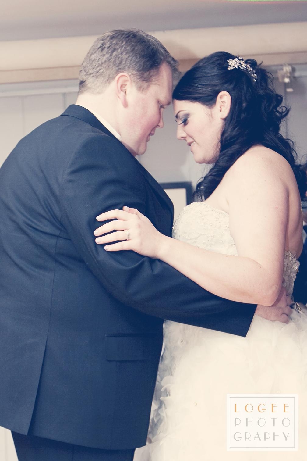 McIntosh-Burns Wedding - 7172Cw