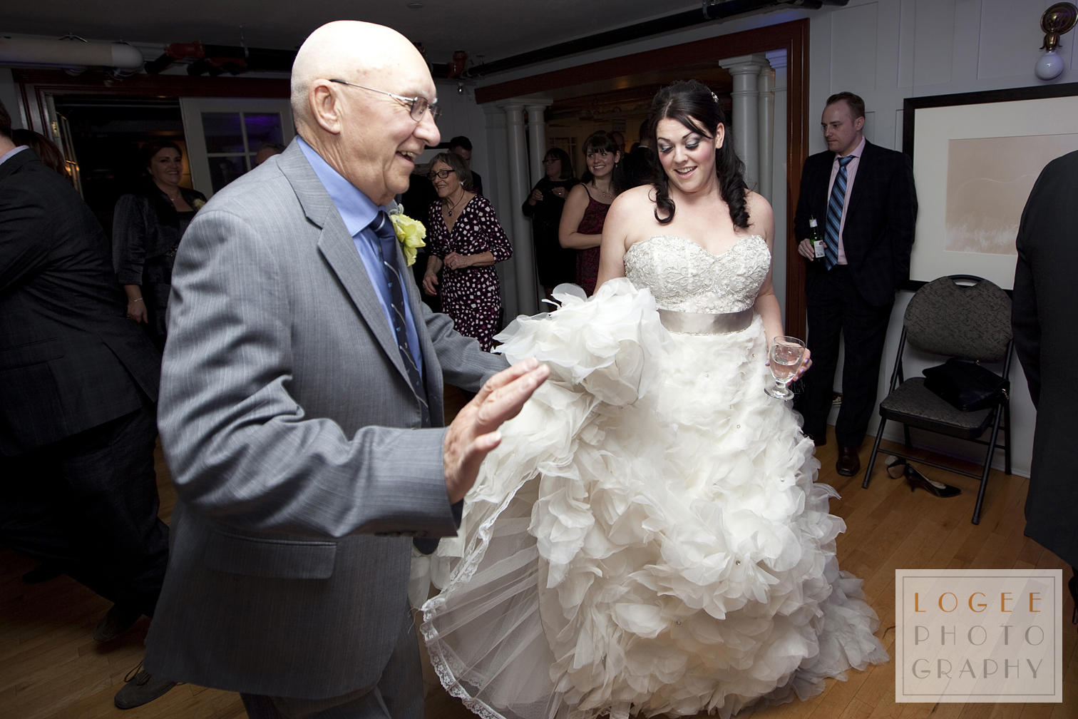 McIntosh-Burns Wedding - 7265Aw